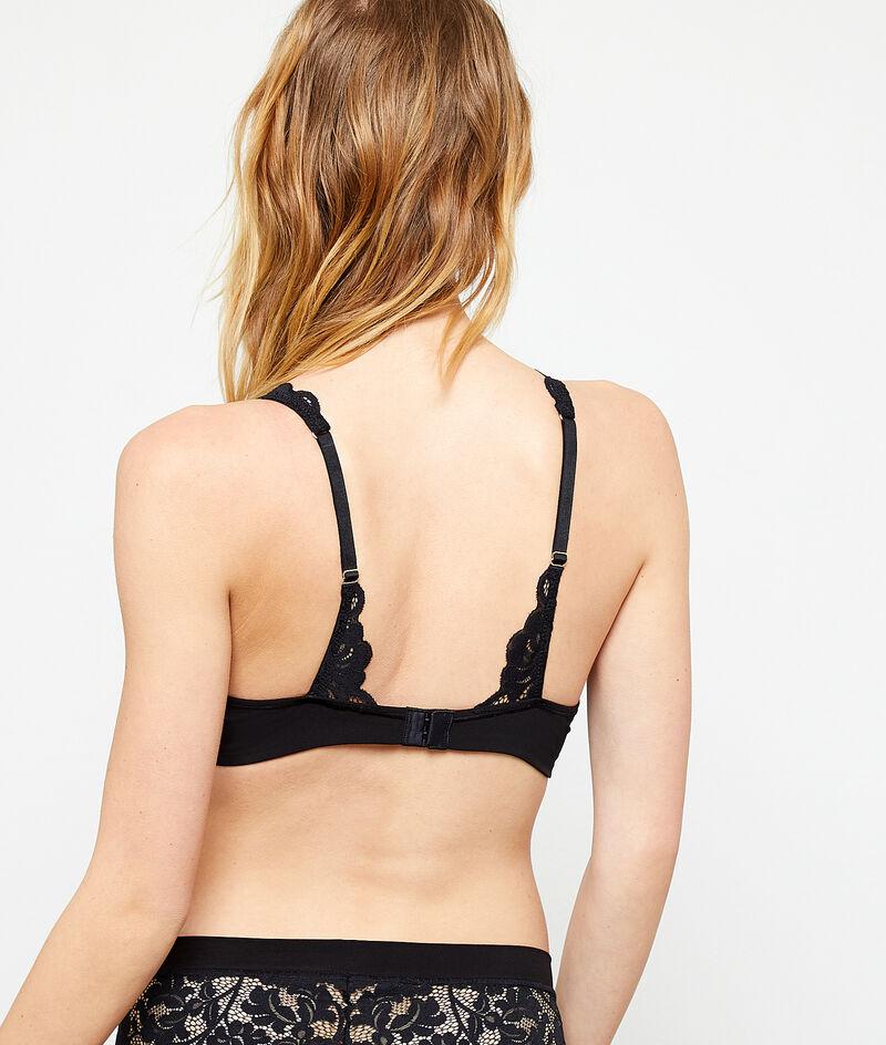 n°7 bra - underwired triangle bra;${refinementColor}