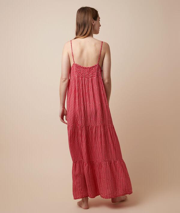 Maxi strappy dress ;${refinementColor}