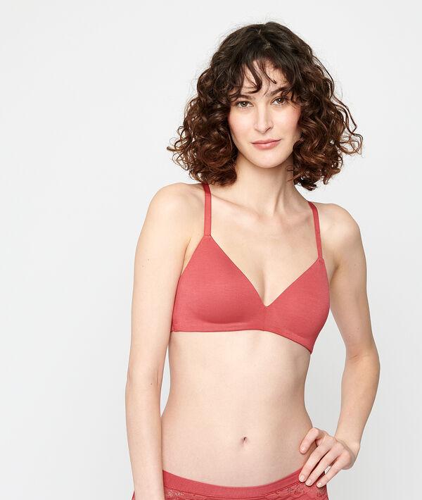 Thin padding non wired bra ;${refinementColor}