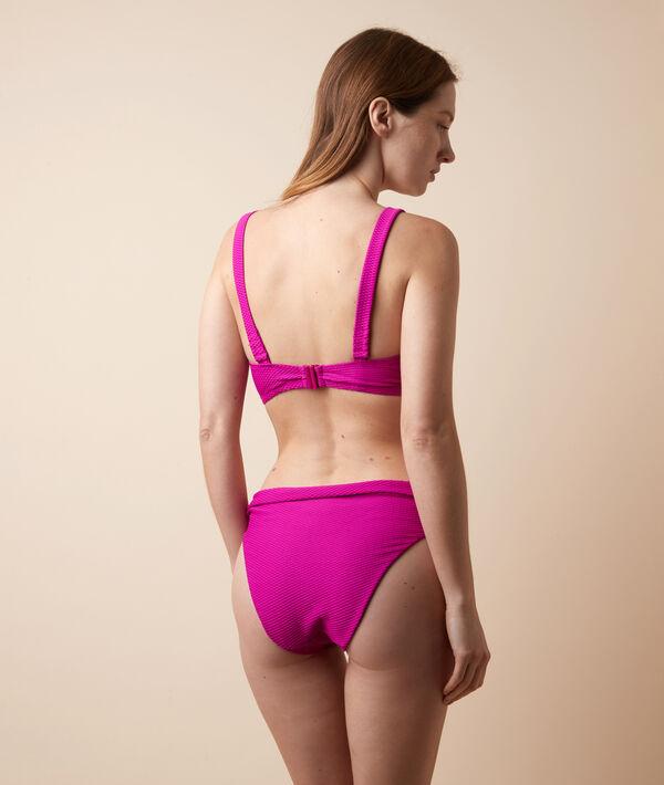 Scarf bikini top;${refinementColor}