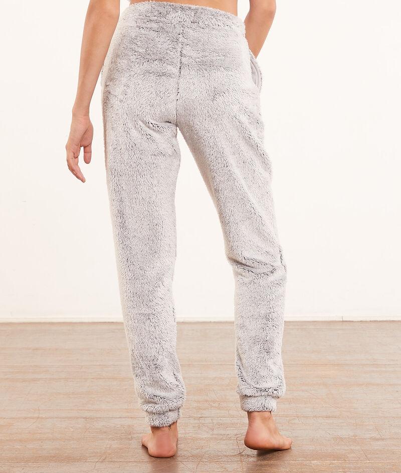 Flannelette pyjama bottoms ;${refinementColor}