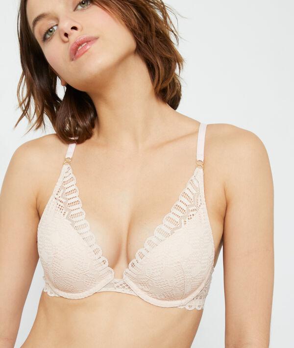 n°2 bra - plunge push-up ;${refinementColor}