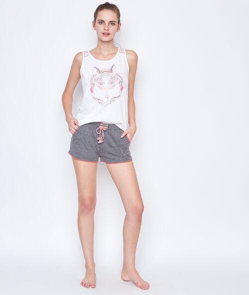 Pyajama shorts