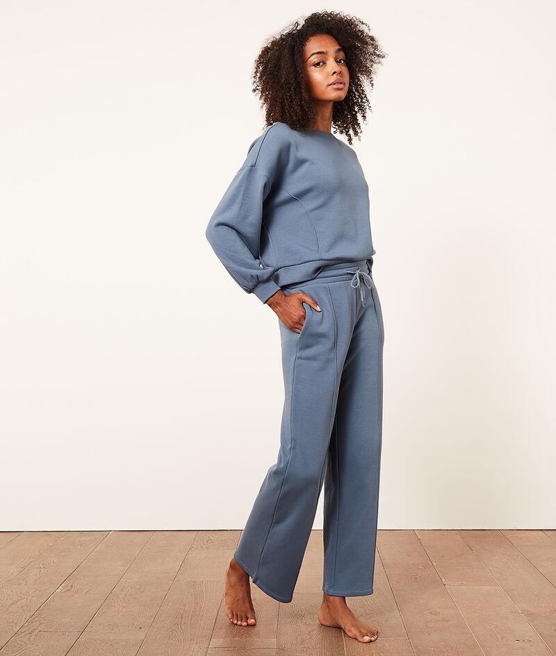 Long-sleeved sweatshirt ;${refinementColor}