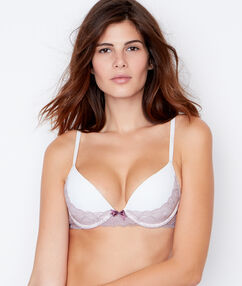 Magic up® bra white.