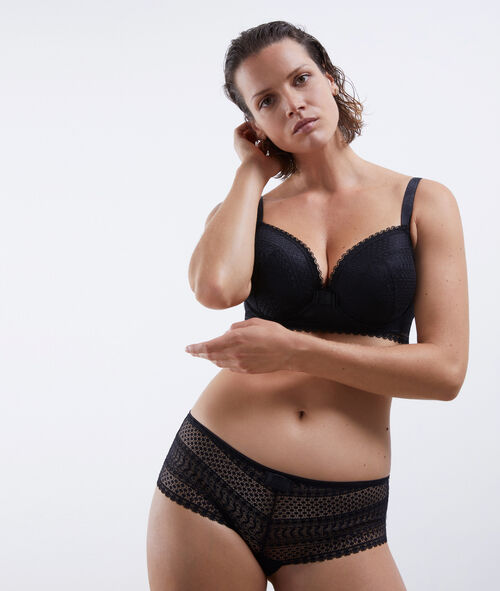 Bra No. 5 - Lace padding