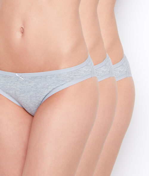 Pack of 3 knickers