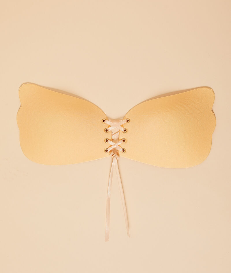 adhesive corset;${refinementColor}