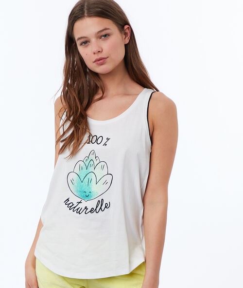 Message print top