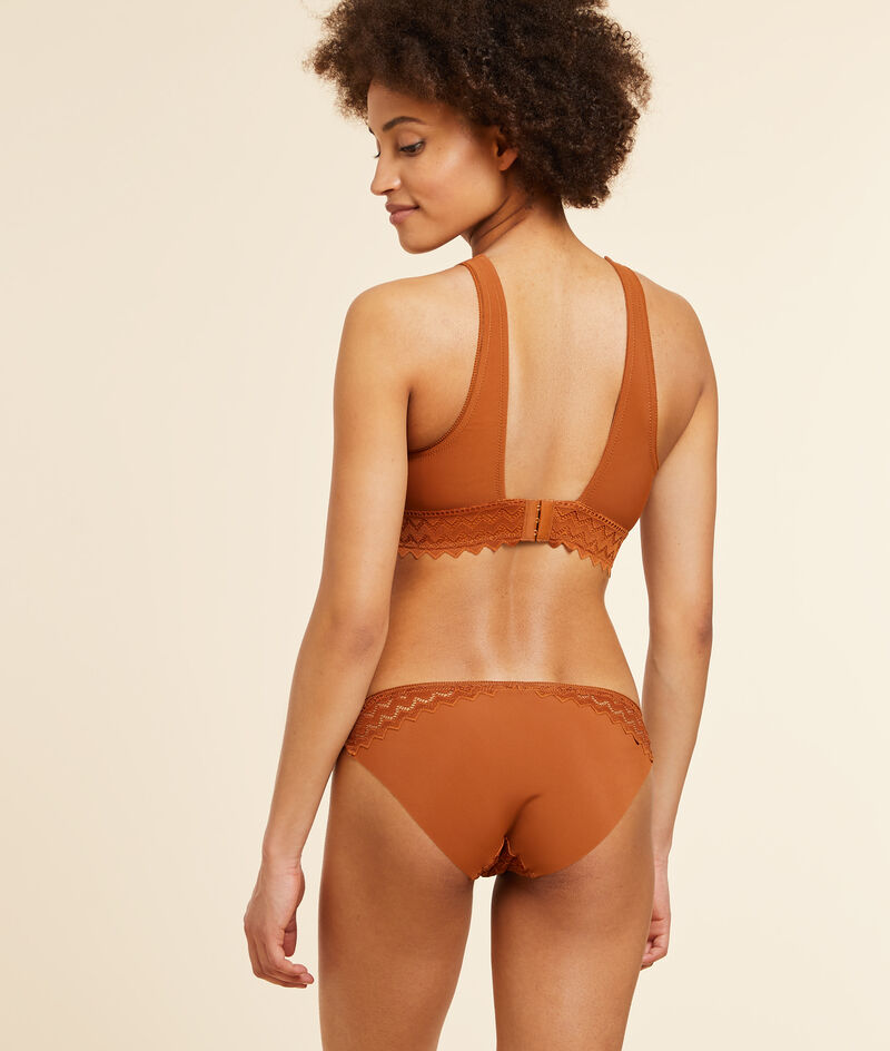 Bra n°8 - triangle without underwire, d-cup;${refinementColor}