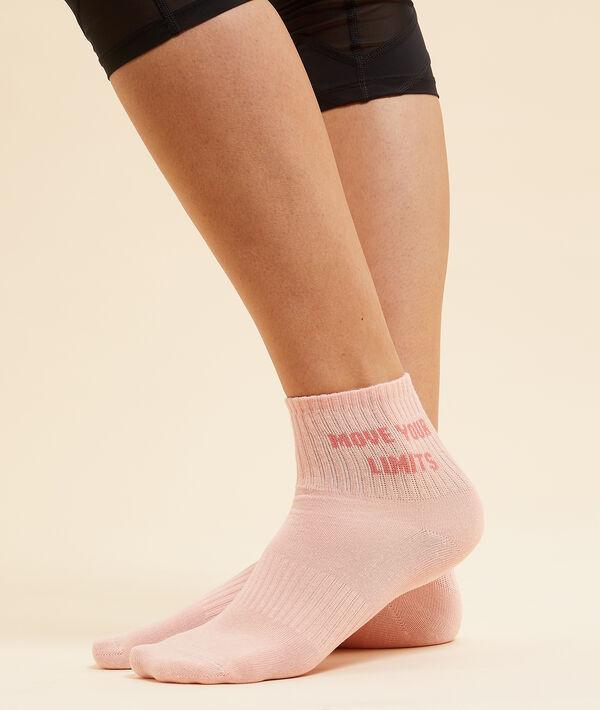 """Move your limits"" sports socks;${refinementColor}"