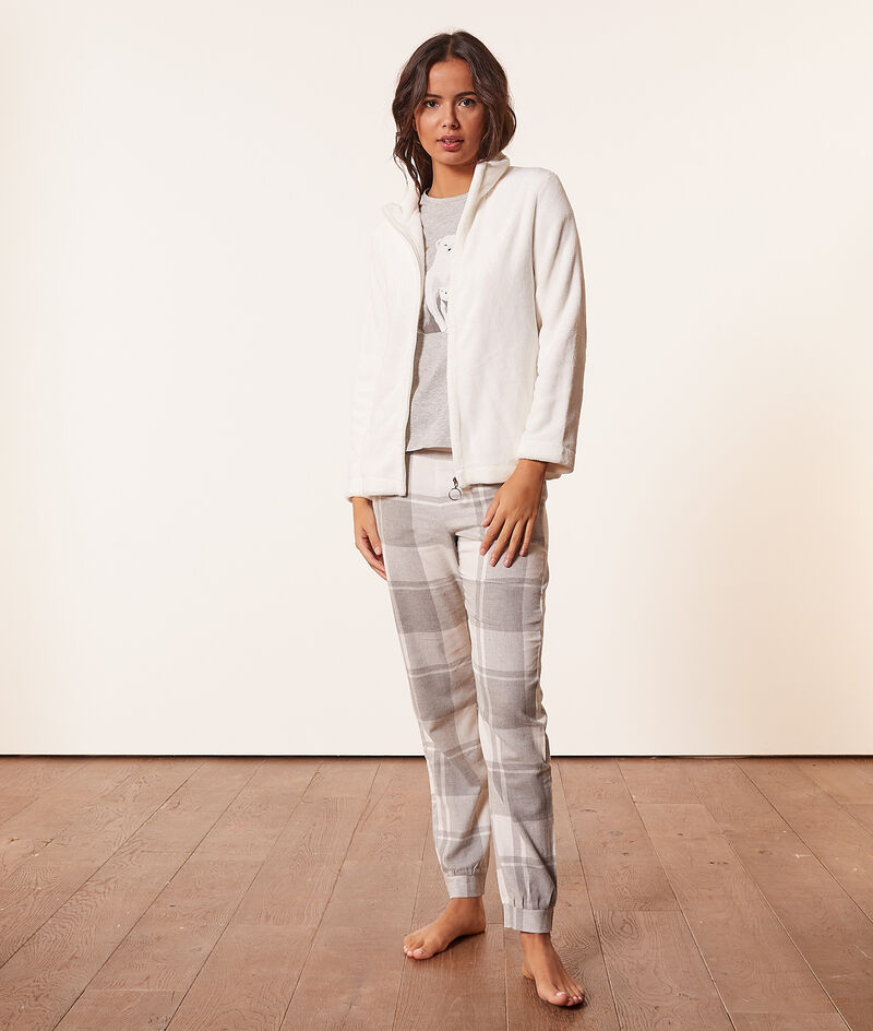 SPE RU - Pyjama 3 pièces, veste polaire;${refinementColor}