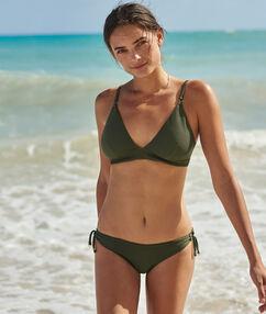 Bikini bottom khaki.