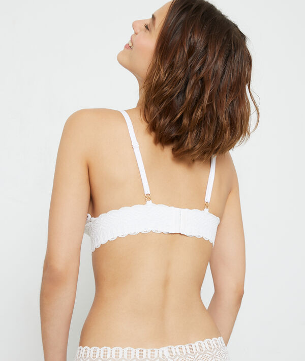 Bra n ° 8 - triangle bra without underwire, removable pads;${refinementColor}