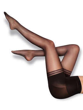 Sculpting tights black.