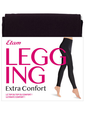 Leggings extra confort negro.