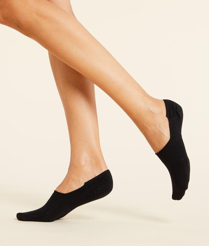 2 пары невидимых коротких носков;${refinementColor}