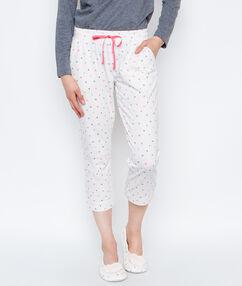 Pyjama pants weiß.