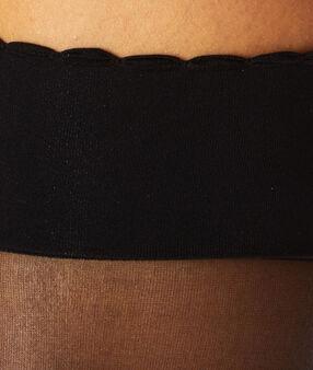 Calcetines negro.