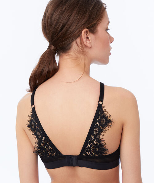 Bra no. 4 - lace padded bra