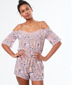 Playsuit multicolour.