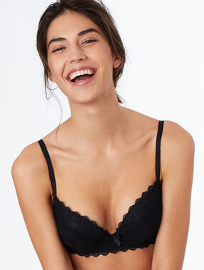 Magic up bra black.