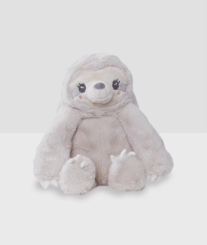 Pyjama sloth pouch beige.