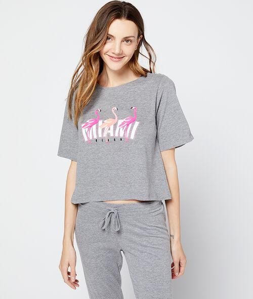 miami beach' T-shirt