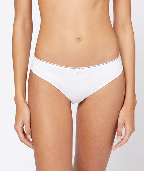 3 pack cotton knickers