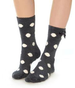 Socks anthracite.