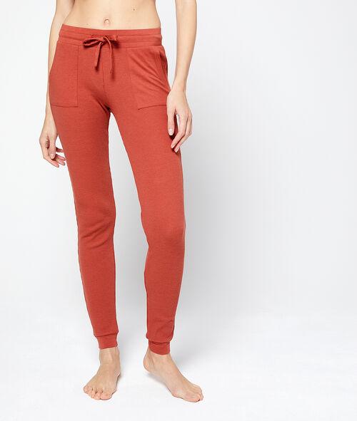 Lounge slim trousers