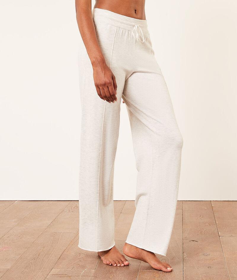 Wide-leg pyjama bottoms;${refinementColor}