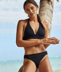 Bikini bottom black.