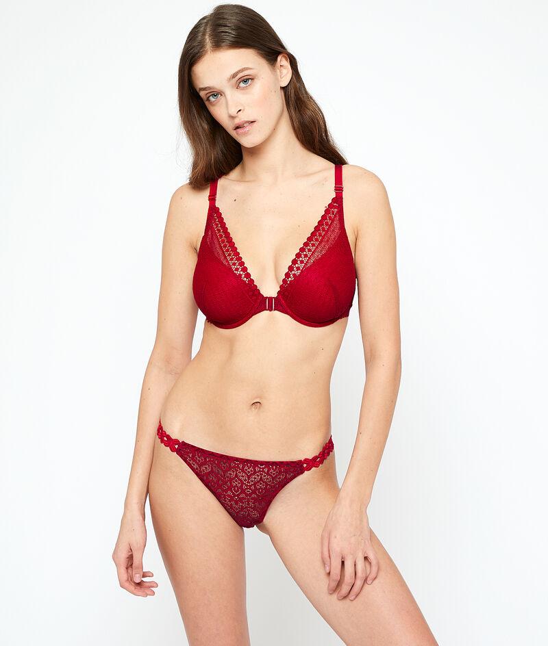n°6 bra - natural triangle bra;${refinementColor}