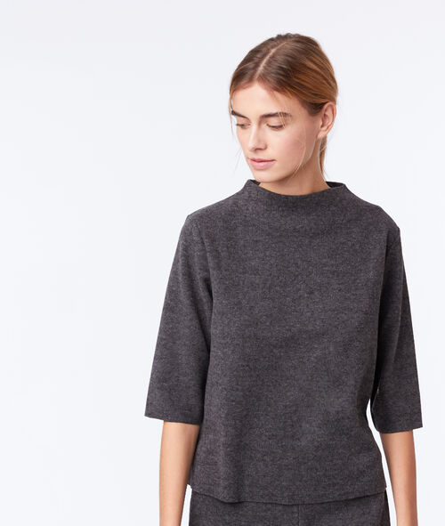 T-shirt homewear manches 3/4