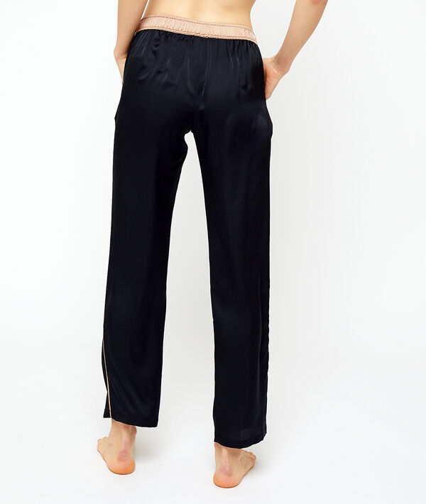 Satin trousers;${refinementColor}