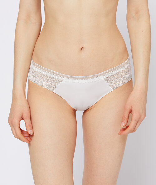 Micro lace hipster