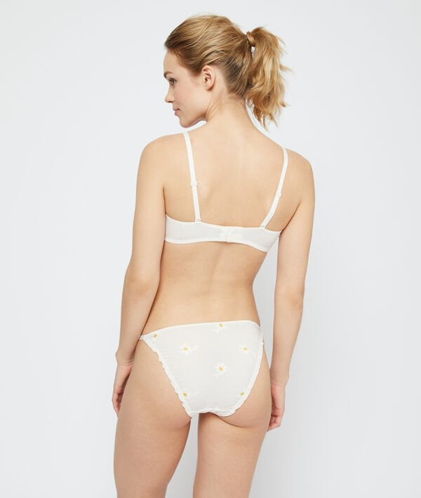 Wired bandeau top;${refinementColor}