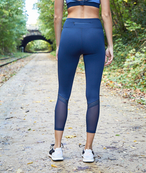 Cropped working out leggings