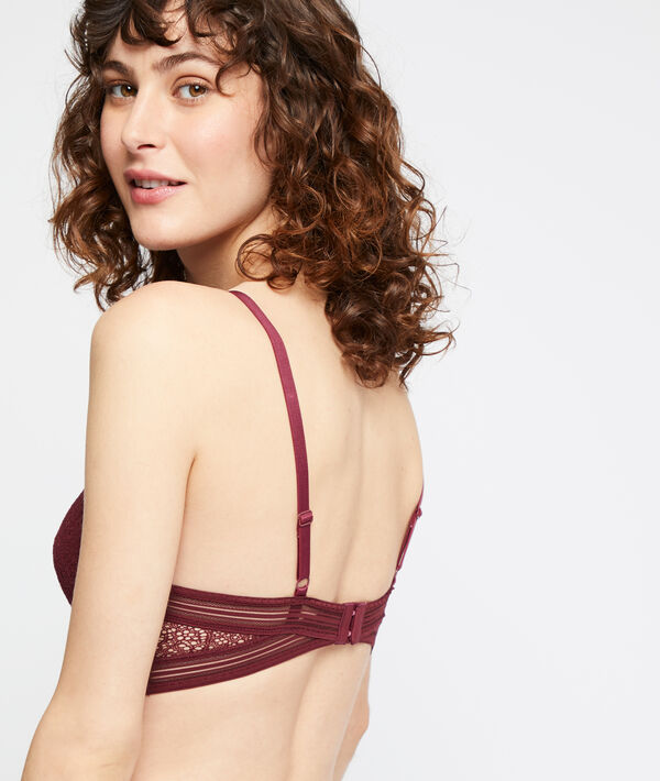 n°3 bra - push-up triangle;${refinementColor}