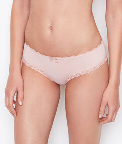 Lace hipster pink.