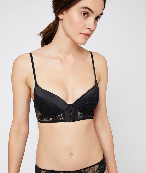 Bra n°4 - Lace light padded bra