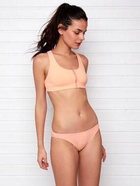 183313dd49 simple textured bikini - Etam