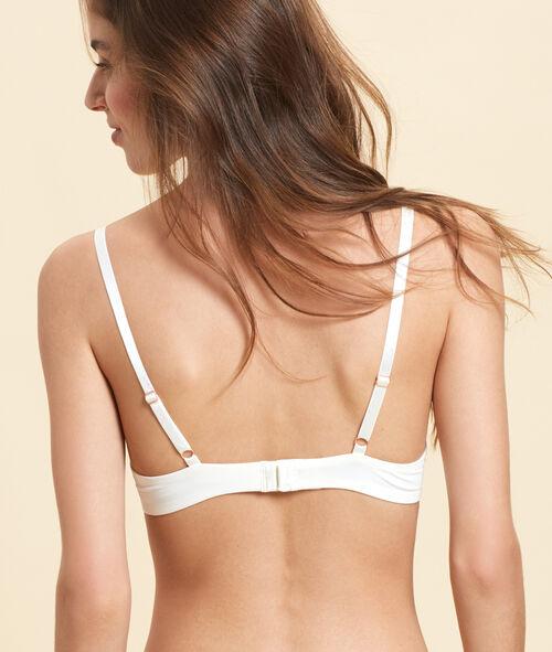 Bra No. 2 - Plunging push-up bra