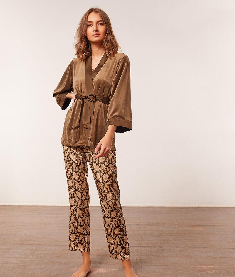 Pyjama 3 pièces;${refinementColor}