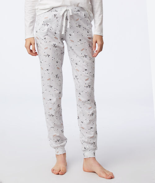 Three pieces pyjama set