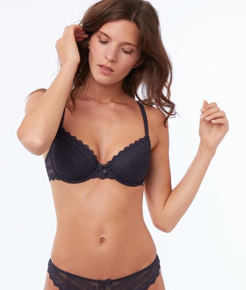 Bra No. 4 - Lightly padded bra