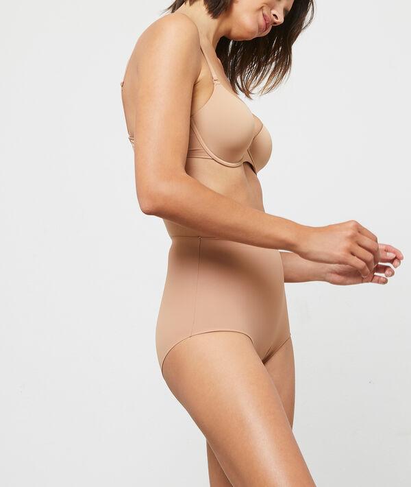 High waist briefs - level 3 : figure shaping