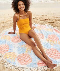 Pure cotton fouta towel multi-color.