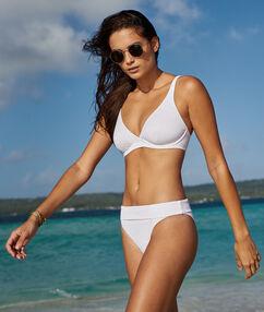 Bikini bottom white.